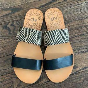 EUC DV Sandals